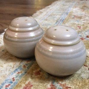 Vintage Noritake Sunset Mesa Salt & Pepper Shakers